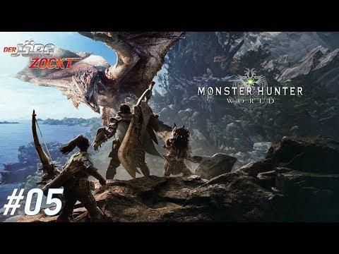 Dieser Halb-Enrage von mir...   Monster Hunter World   Stream #05   DerJörgZockt thumbnail