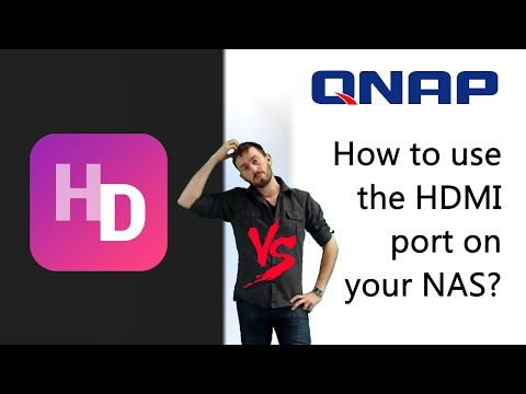 How to use the HDMI port on QNAP NAS devices - Making the most of your HDMI NAS