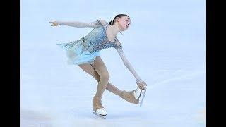 ЕЮОФ 2019: Анна Щербакова  Золотой прокат