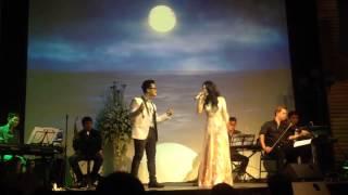 Hai chúng ta - Thu Phương ft. Hà Anh Tuấn (live)