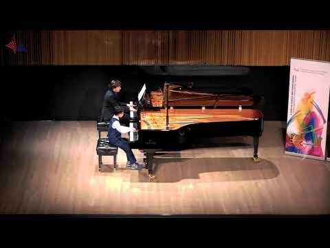 Kevin Ruixuan Lu, Canadian Music Competition 2018 National Final, Second Place in 9 years Piano