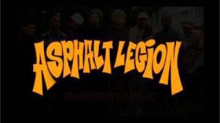 Asphalt Legion LP promo 2