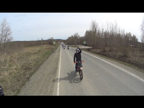 9 Мая Пробег (Кушва, Баранча, В.Тура, Красноуральск)