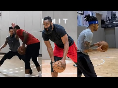 NBA stars shows how they prepare for the 2020-21 NBA season (KD, Harden, Carmelo, John Wall...)