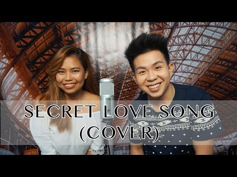 Secret Love Song - Little Mix (Cover) Baninay & Karl Zarate