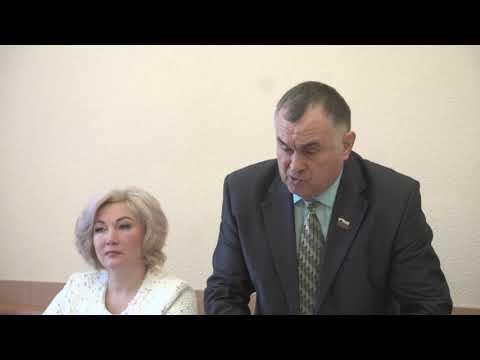 Дума Заволжья Избрание  главой города В.А. Румянцева 28 11 2019 HD