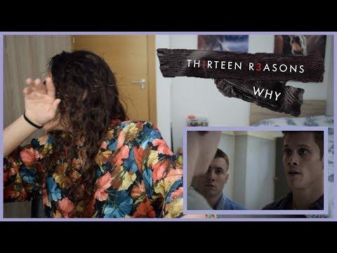 """13 Reasons Why REACTION to """"Bye"""" 2x13 Season Finale"""