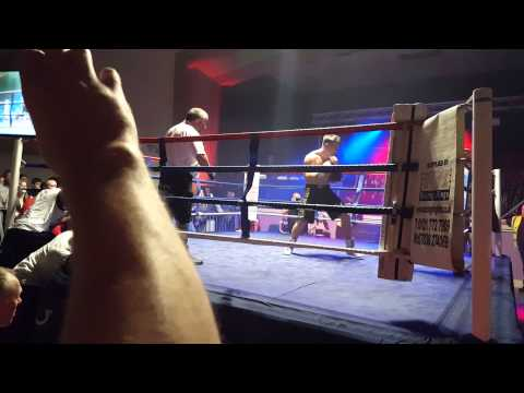 Swindon fight club craig leadbeater vs kauppinen