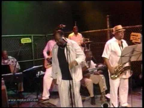 """Charles Wright - """"Express Yourself"""" (live on Mr. Duran Show)"""
