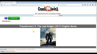 transformers 5 full movie download in 1080p for free
