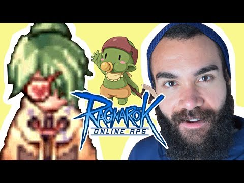 Papo de Up! iRO #4 – A Morte no MMORPG | Ragnarok Online gameplay