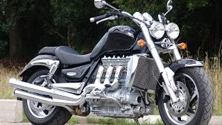 7 Biggest Motorcycles Start up And Ride