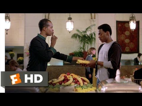 Beverly Hills Cop (5/10) Movie CLIP - A Couple of Bananas (1984) HD