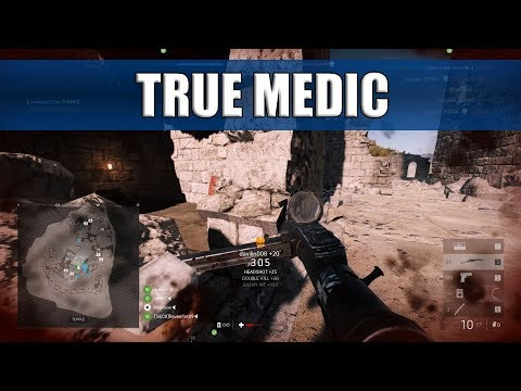 True Medic | PC | Teamwork At Its Best On Hamada | 18-1