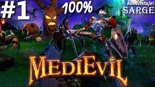 Zagrajmy w MediEvil 2019 PL (100%) odc. 1 - Legenda sir Daniela Fortesque