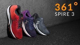 361° Spire 3 - Running Shoe Overview