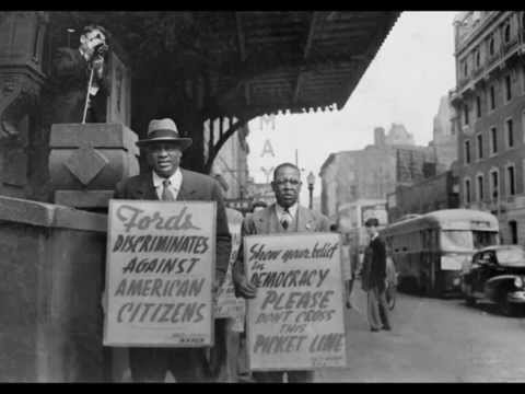 Paul Robeson Speaks! 1948 Senate Testimony