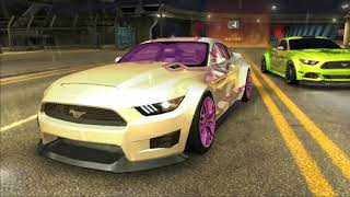 СОПЕРНИКИ В БЛЭКРИДЖЕ.СЕЗОН 16.FORD Mustang GT.Need for Speed No Limits #gamingonline