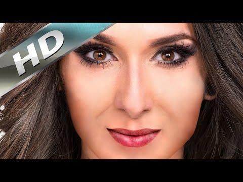 Conchita Wurst without Beard - Time lapse Amazing Technique !!!