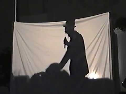 Mother Mother I Feel Sick (shadow play, book by Remy Charlip)