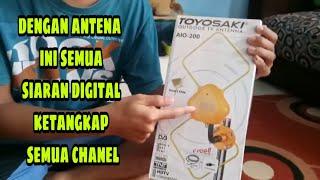 Antena tv digital paling TOP