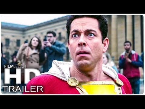 SHAZAM Trailer 2 (2019)