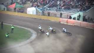 04.14.2014 - Veterans Cup at Rivne - Final Heat - Vladimir Trifimov Victory_GSV VIDEO