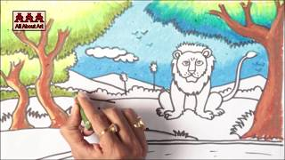 online drawing class - how to draw - lesson 11 - for kids 2 to 5 years