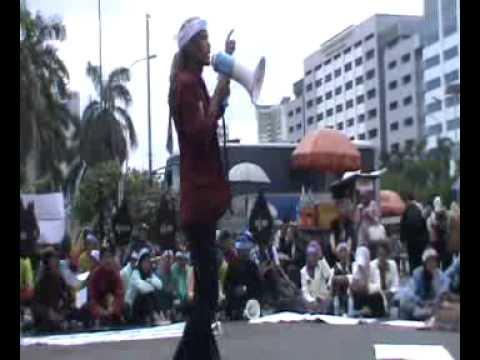 Aksi Budaya Forum Peduli Bahasa Daerah (FPBD) se-Indonesia