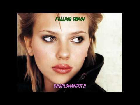 Falling down- Scarlett Johansson