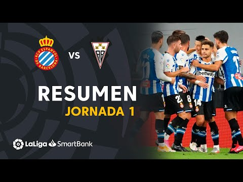 Espanyol Albacete Goals And Highlights