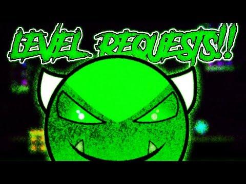 MORNING LEVEL REQUESTS!! - Geometry Dash | PigPig Gamer LIVE!