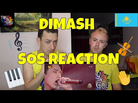 Dimash Kudaibergen - SOS - Reaction