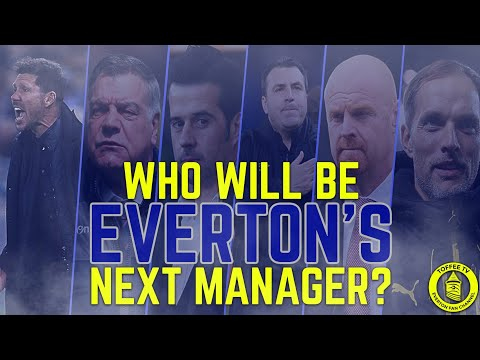Who Should Be Everton's Next Manager?