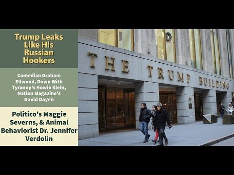 Trump Leaks Like His Russian Hookers