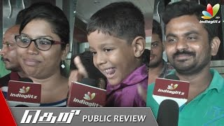 Theri Public Review | Vijay, Atlee, Samantha, Amy Jackson