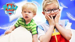 Kids Play Ultimate Babysitting CHALLENGE | Funny Videos for Children