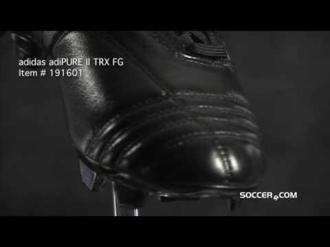 Adidas Adipure Ii Trx Su Fg Su Trx Youtube 8e246f