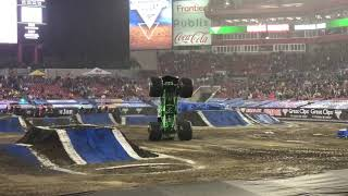 Monster Jam Tampa February 2nd Raymond James stadium 2019