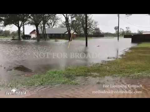 Victoria, Texas Local Fresh Water Flooding Starting 8-26-2017 1 Pm