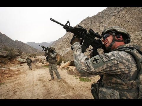 REPORT: U.S. Staying In Afghanistan After 2014