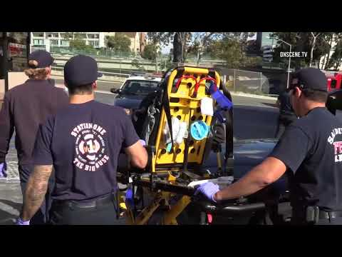 San Diego: Felony DV Suspect Arrested After Fleeing 02192018