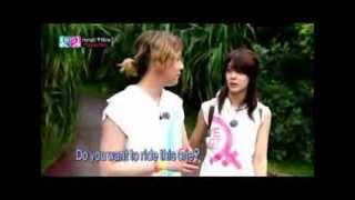WGM HongKi and Mina love story