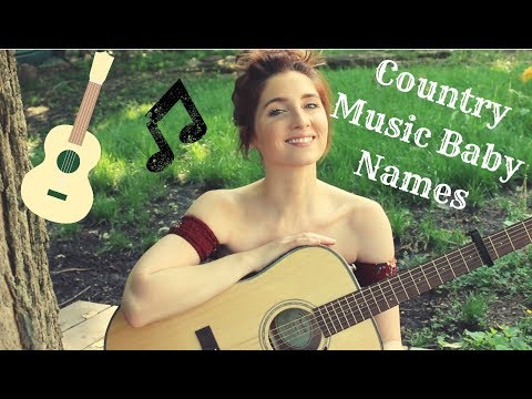 25 Country Music Baby Names