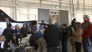 World Record Paper Airplane Distance Broken!