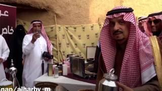 بالفيديو.. مسنة تروي لأمير الرياض موقفا طريفا حصل بينهما قبل سنوات في صغرهما