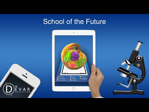 School of the Future: Augmented Reality for Education