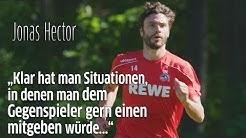 1. FC Köln: Jonas Hector erklärt Umgang mit den Corona-Regeln im Training