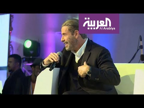 جون ترافولتا في الرياض لأول مرة  - نشر قبل 3 ساعة