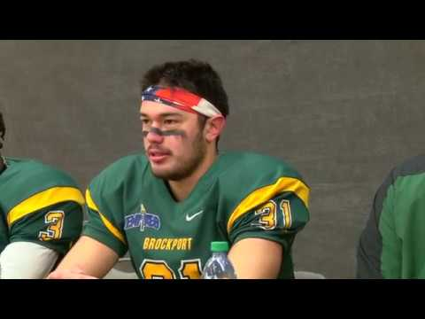 Highlights: Brockport Football vs. RPI